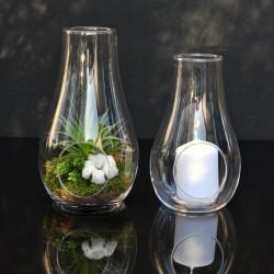 Naczynie - wazon szklany Nr 20