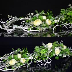 Girlanda kwiatowa Nr 506