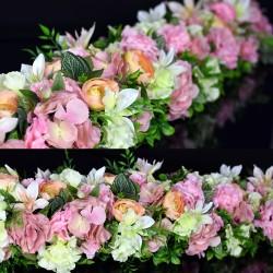 Girlanda kwiatowa NR 509