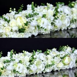 Girlanda kwiatowa Nr 510