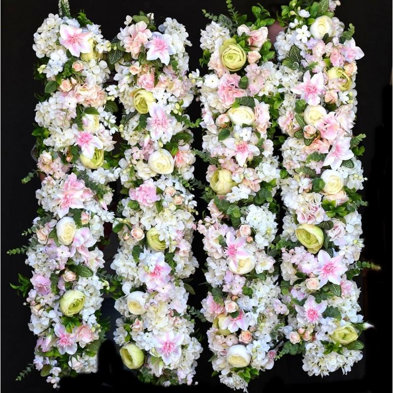Girlanda kwiatowa Nr 511  100cm