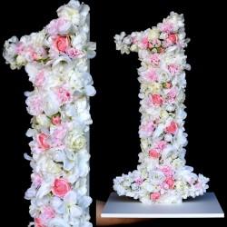"""Kwiatowa """"1"""" 55cm"""
