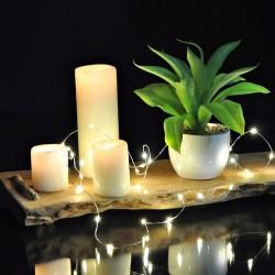 Lampki LED 100