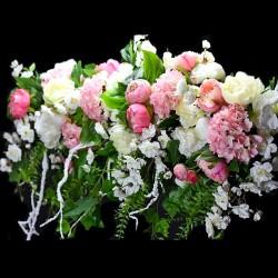 Girlanda kwiatowa Nr 516