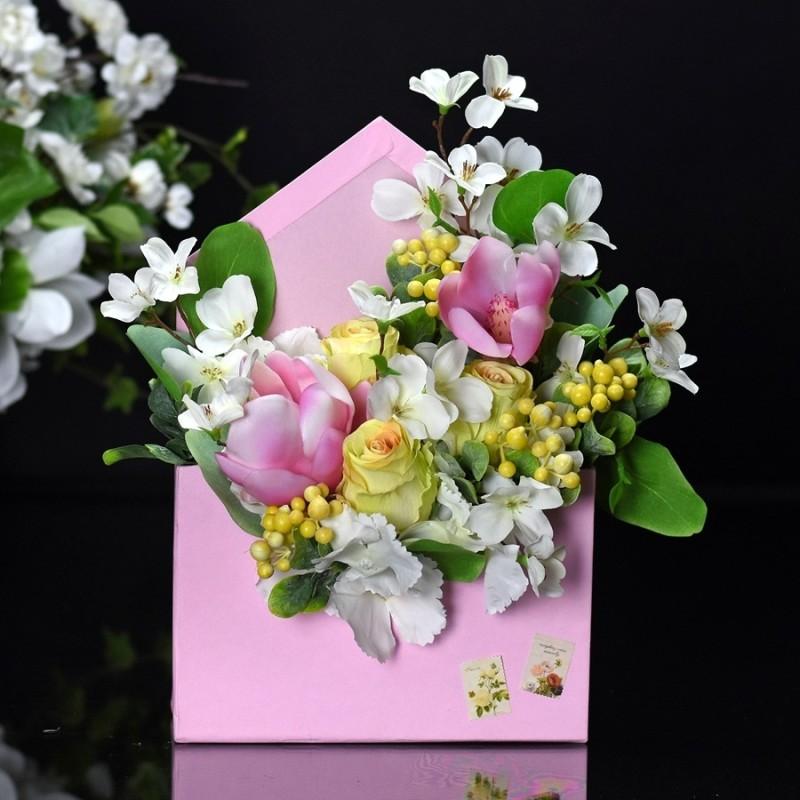 Flower Box - koperta Nr 106