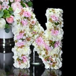 "Kwiatowa ""N"" 35cm"