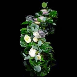 Girlanda kwiatowa Nr 517