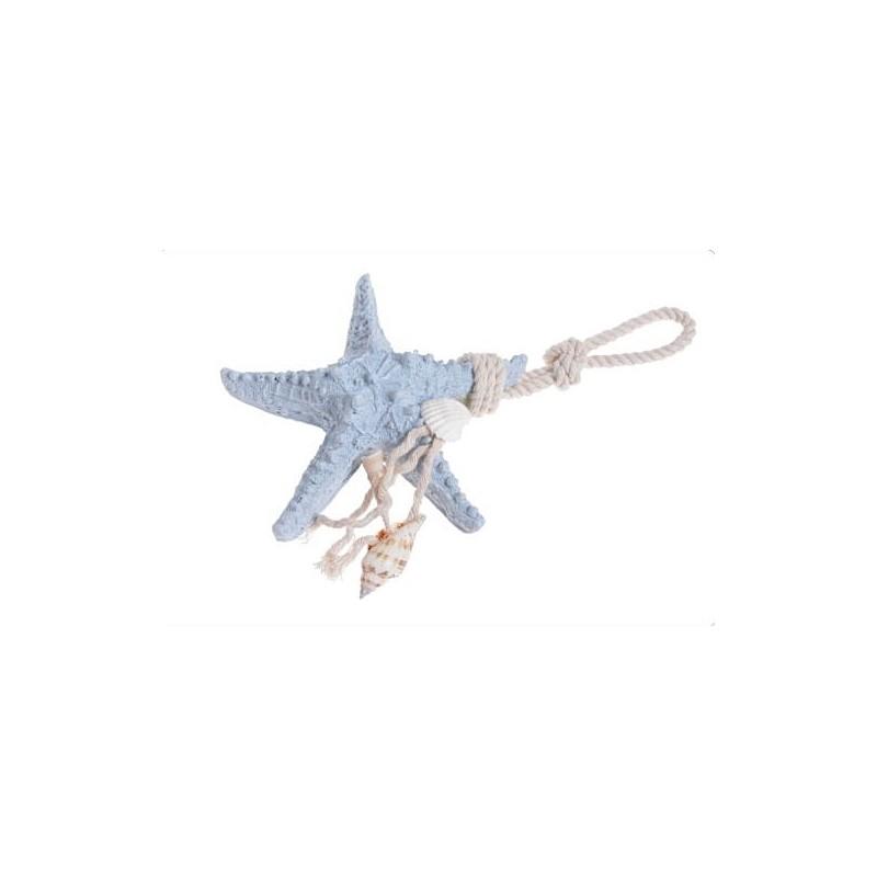 Rozgwiazda - zawieszka BLUE 12cm
