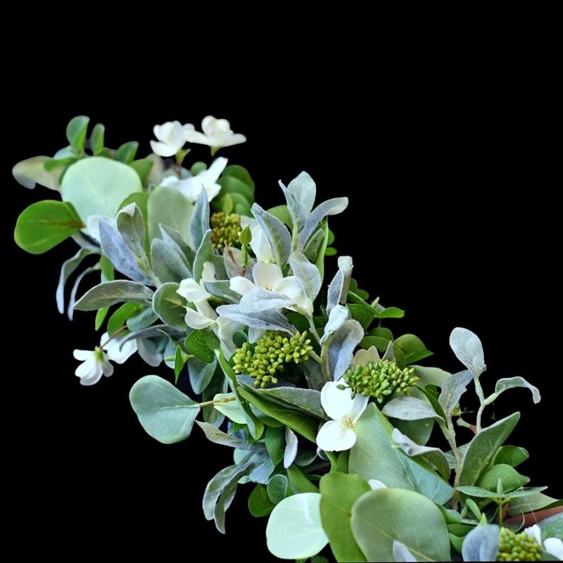 Girlanda kwiatowa Nr 520