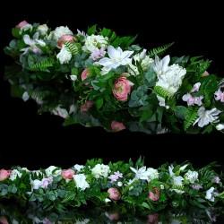 Girlanda kwiatowa Nr 521