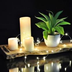 Lampki LED 200 NA PRĄD