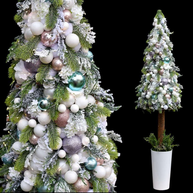 Choinka świąteczna 160cm