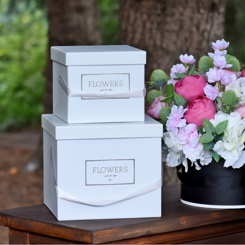 Flower Box 20/20cm