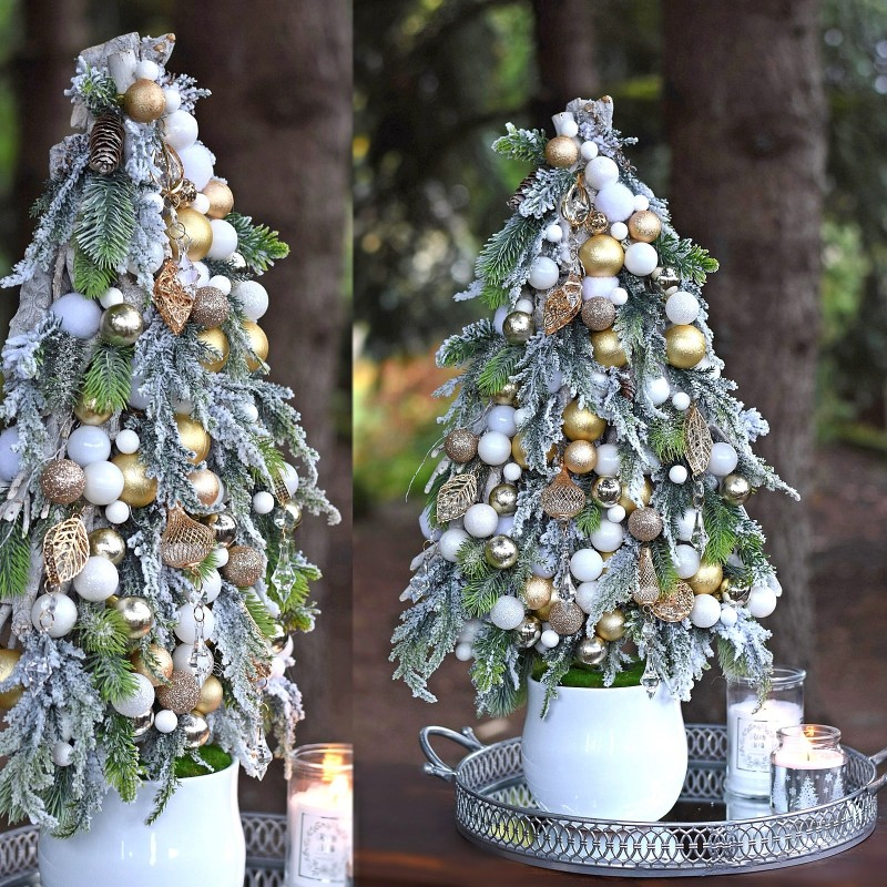 Choinka świąteczna  65cm