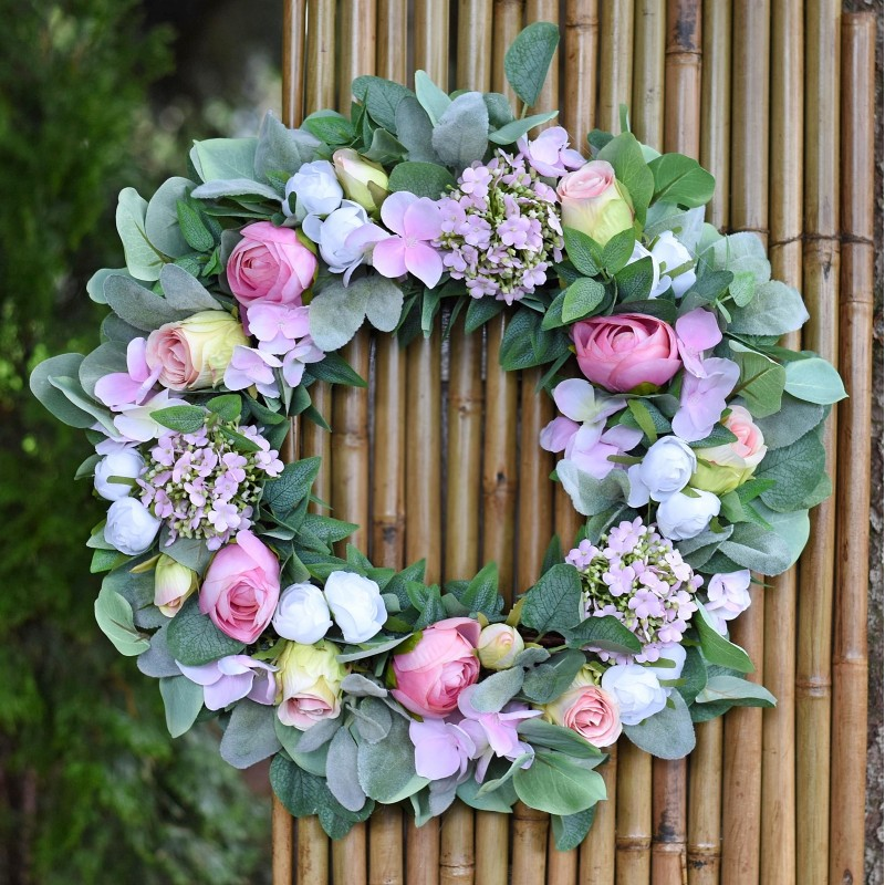 Wianek kwiatowy Nr 516