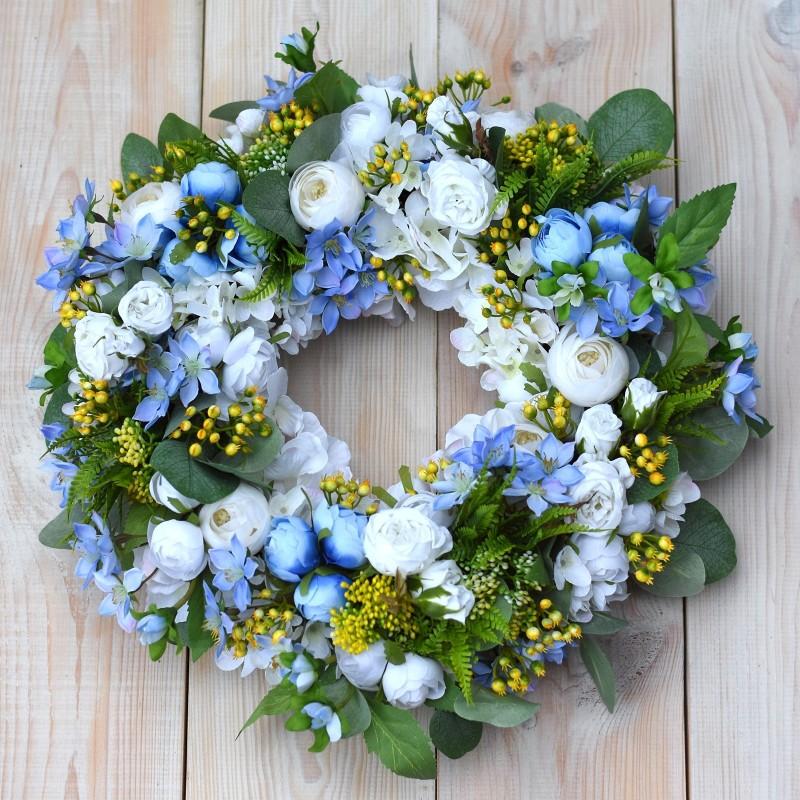 Wianek kwiatowy Nr 544