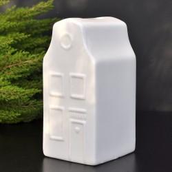 Skarbonka ceramiczna - domek 2