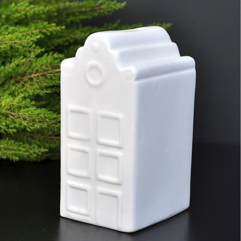Skarbonka ceramiczna - domek 1