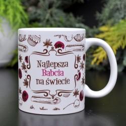 Kubek - Najlepsza Babcia.