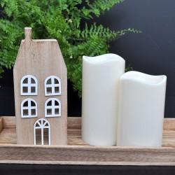 Drewniany domek Nr2